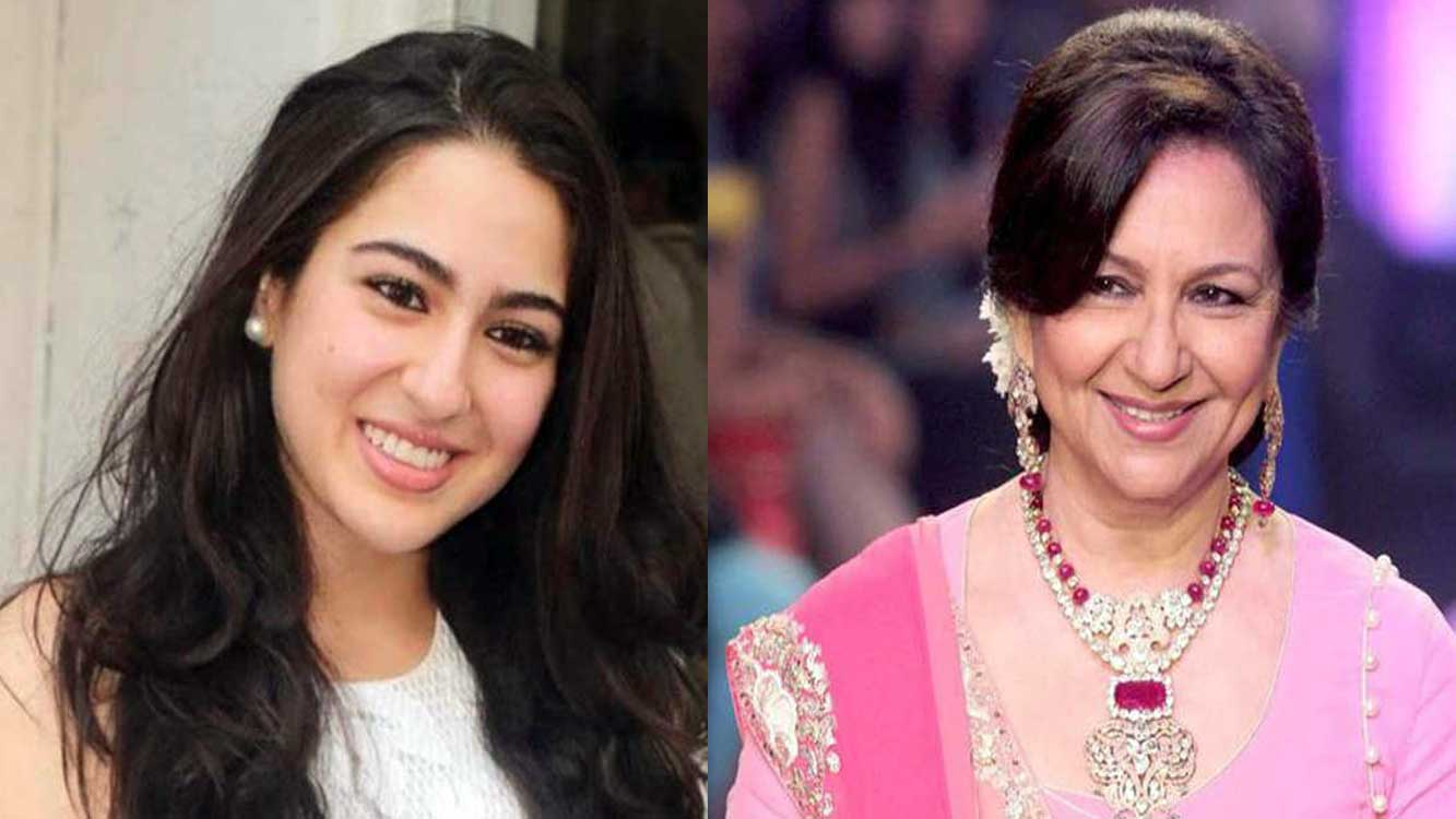 Sara Ali Khan opens up about her relationship with grandmother Sharmila Tagore