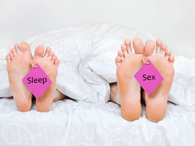 Benefits of Sex vs Sleep: Sex or sleep: What Would you