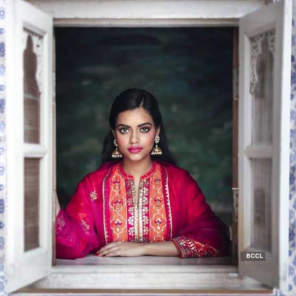 Priyadarshini Chatterjee looks majestic in her latest photoshoot