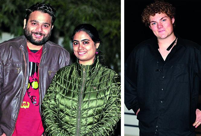 (L) Suyash and Ananya (R) Taran (BCCL/ Aditya Yadav)