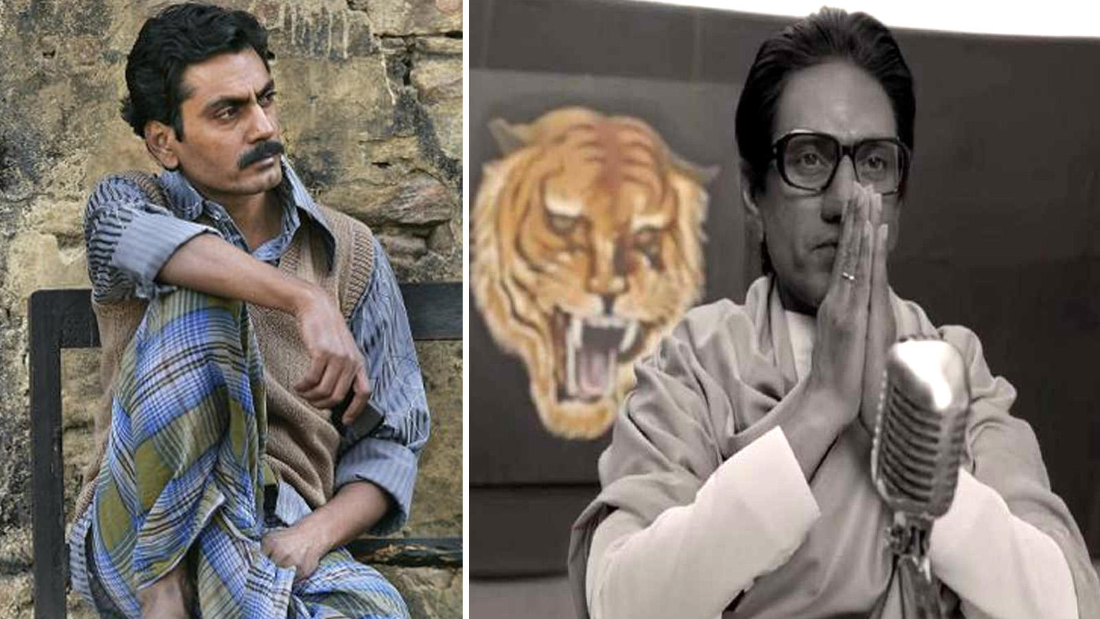 Nawazuddin Siddiqui on the challenges of playing 'Thackeray'