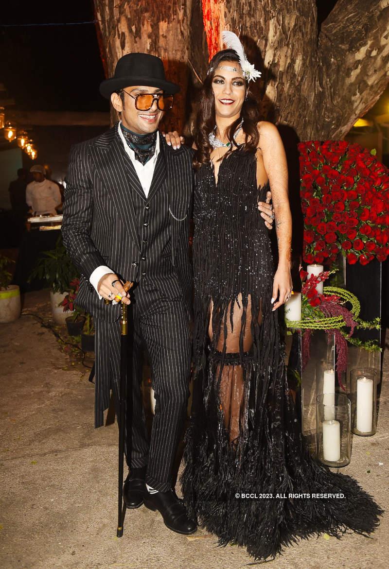 Prateik Babbar's wife Sanya Sagar ups the glam quotient with her stunning pictures