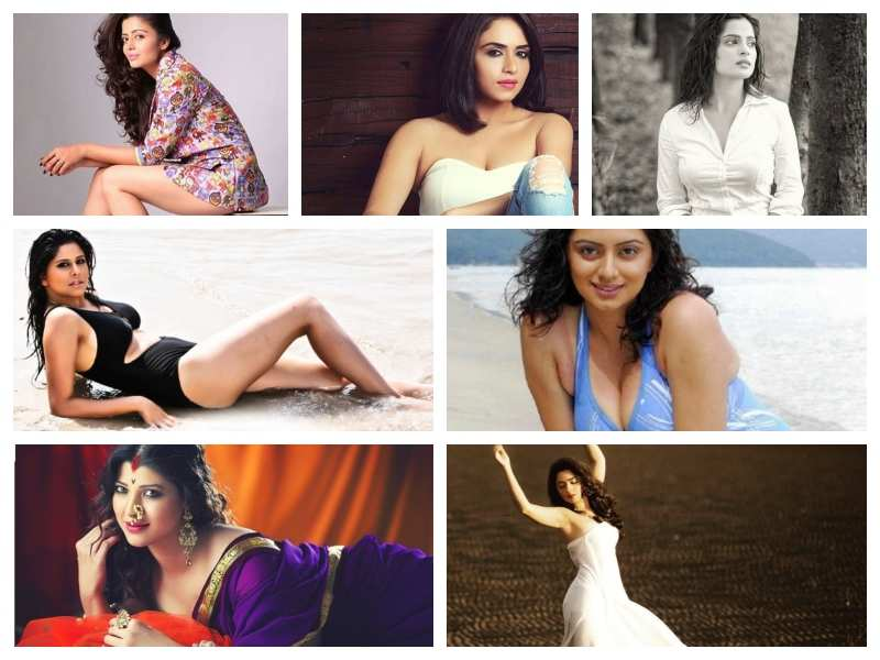 Marathi actress and their sizzling Instagram pictures