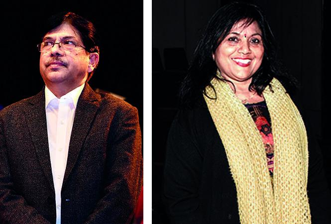 (L) Arvind Kumar (R) Chitra Mohan (BCCL/ Farhan Ahmad Siddiqui)