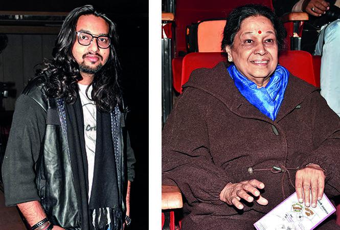 (L) Divyang Srivastava (R) Purnima Pandey (BCCL/ Farhan Ahmad Siddiqui)
