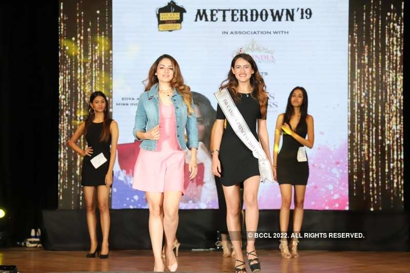 Campus Princess 2019 Auditions in Mumbai, Meterdown