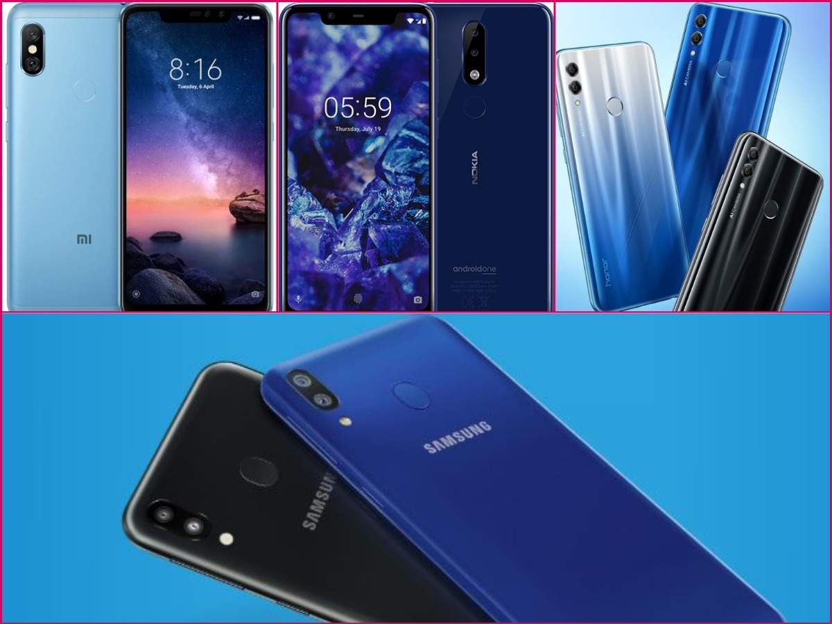 Samsung Galaxy M20 vs Xiaomi Redmi Note 6 Pro vs Nokia 6.1 Plus vs Honor 10 Lite: Which smartphone to buy under Rs 15,000