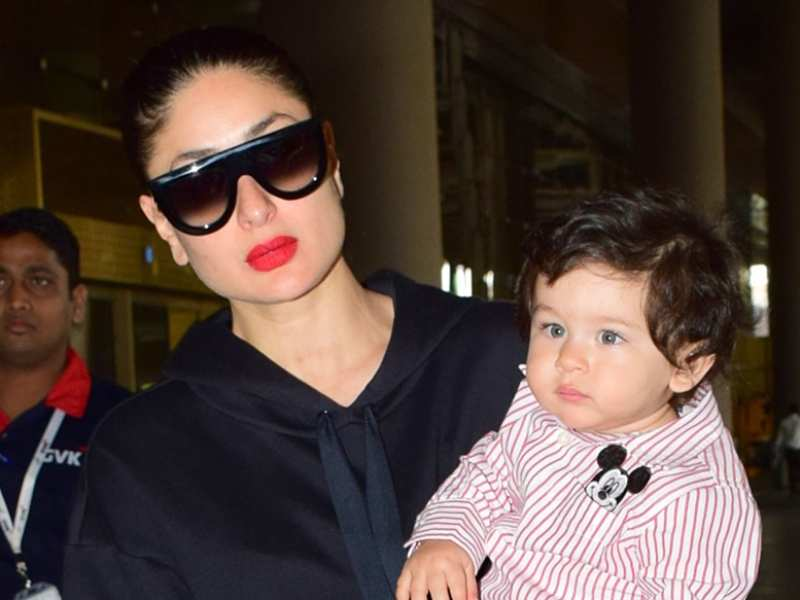 Kareena Kapoor Khan opens up about shopping for her son Taimur Ali Khan