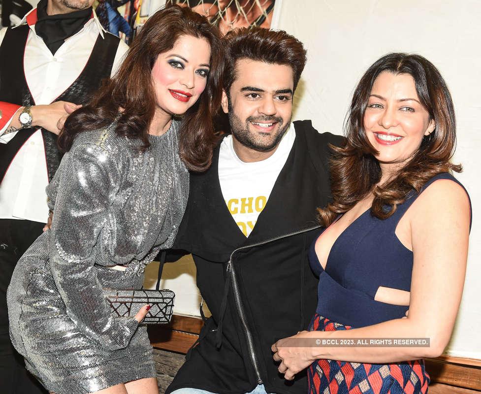 TV stars at Dabboo Ratnani's Calendar 2019 launch