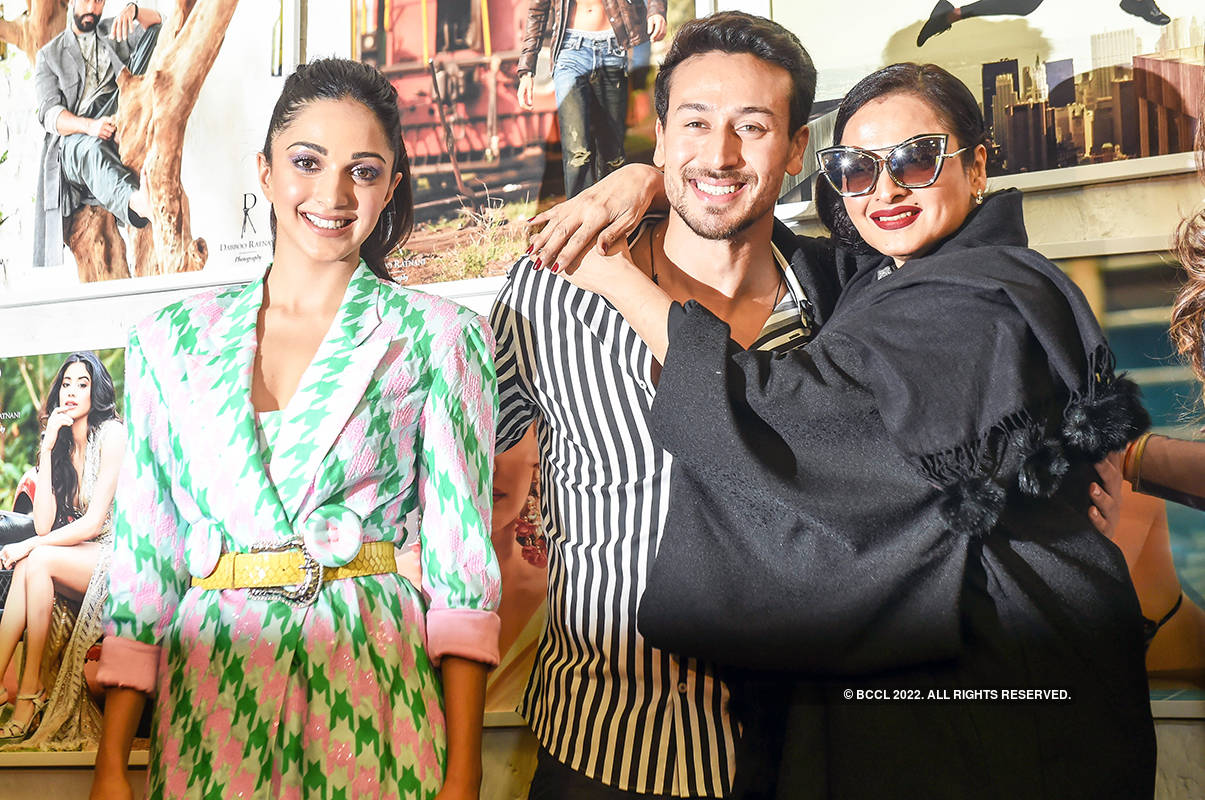 Inside pictures from Dabboo Ratnani's starry calendar launch