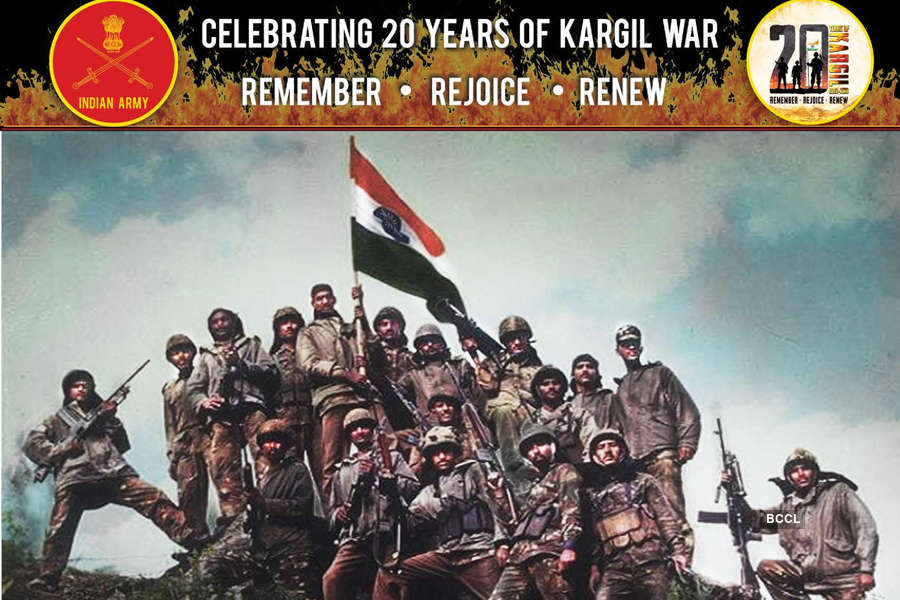 20 years after Kargil victory, a calendar to showcase Army's valour
