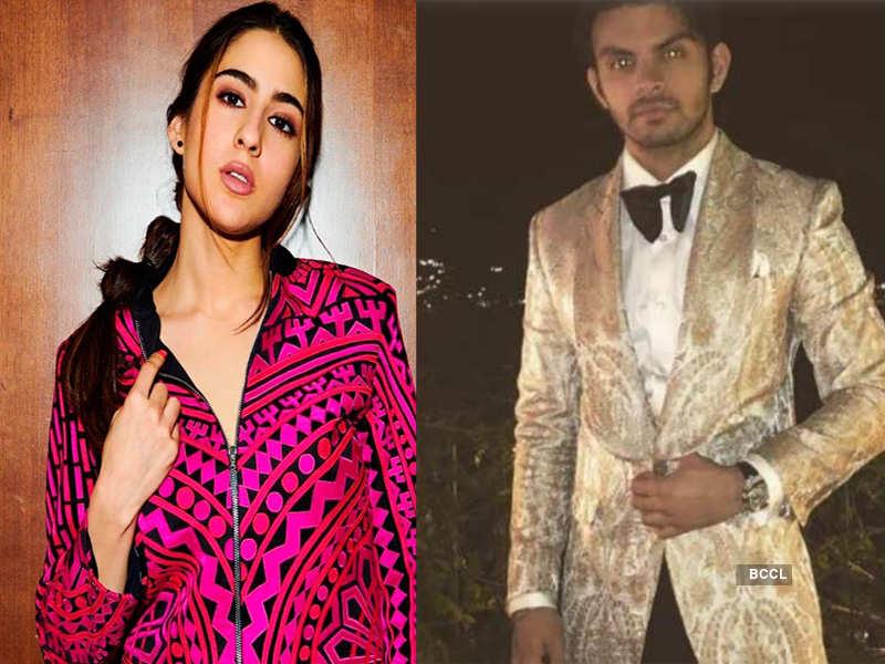 Sara Ali Khan opens up on her ex-boyfriend, Veer Pahariya