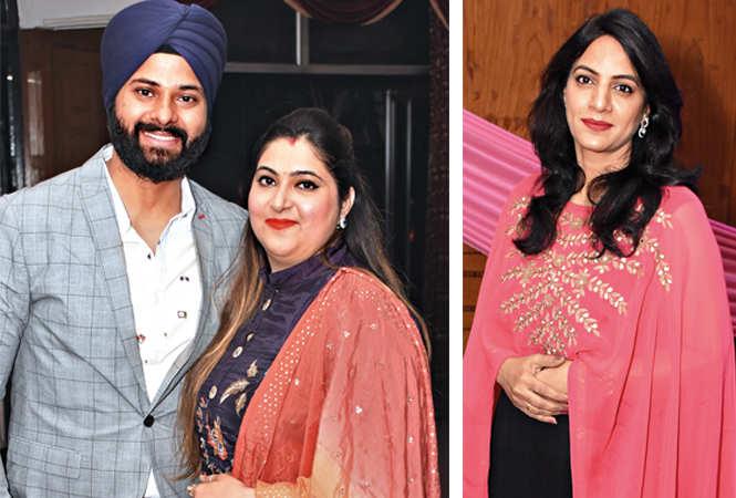 (L) Jasdeep and Jyotsna (R) Poonam (BCCL/ Farhan Ahmad Siddiqui)