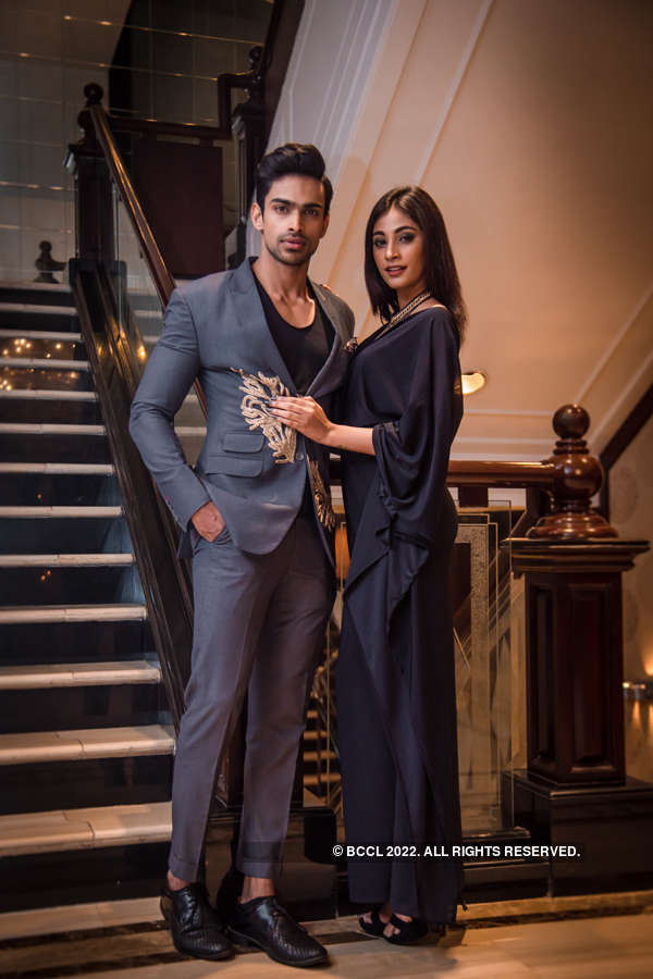 Never seen before pictures of Mr. and Miss India World 2018