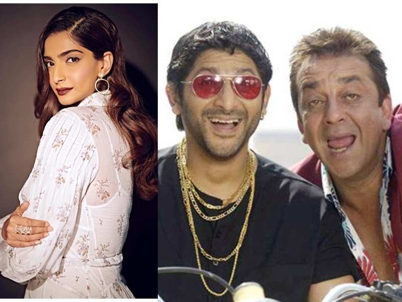 Sonam Kapoor would love to be a part of  Munna Bhai 3 but has this interesting condition