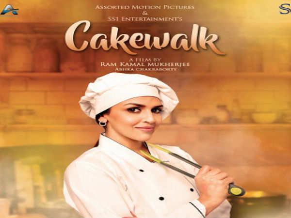 Cakewalk Poster