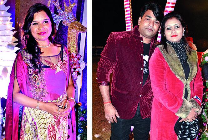 (L) Hema (R) Manish and Rajshree (BCCL/ IB Singh)