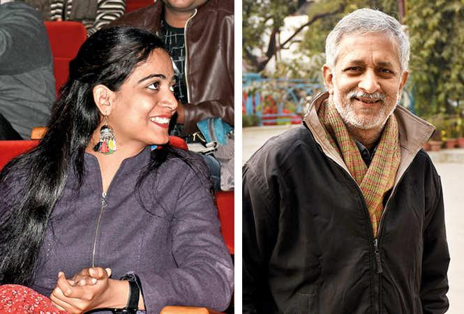 (L) Purnima Sharma (R) Rakesh Pandey (BCCL/ Vishnu Jaiswal)