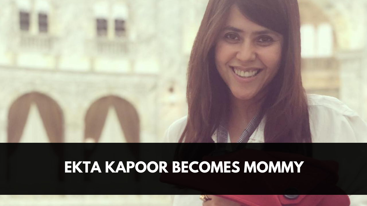 Ekta Kapoor names son after Jeetendra Kapoor