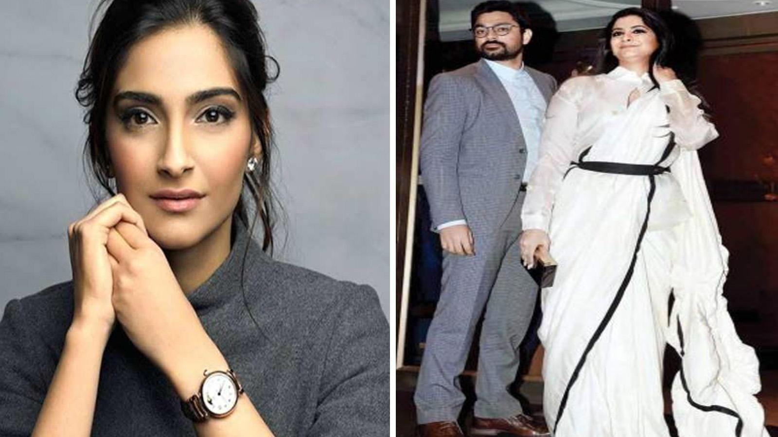 Sonam Kapoor spills the beans about sister Rhea and Karan Balooni's relationship status