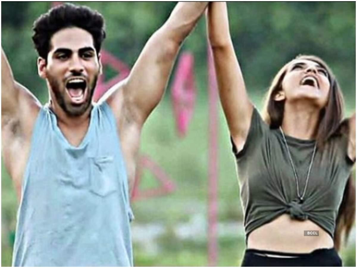 Splitsvilla season 11 - Shruti Sinha and Gaurav Alugh