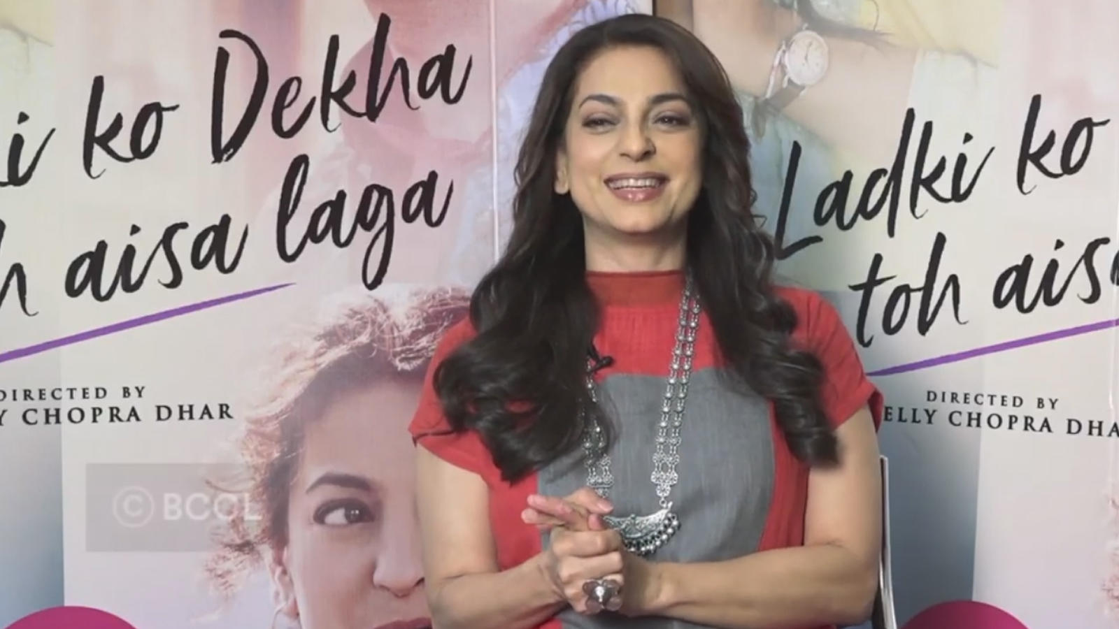 Ek Ladki Ko Dekha Toh Aisa Laga: Juhi Chawla translates Bollywood dialogues in Punjabi