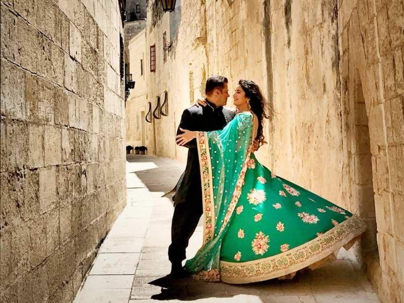Image result for Salman Khan Katrina Bharat