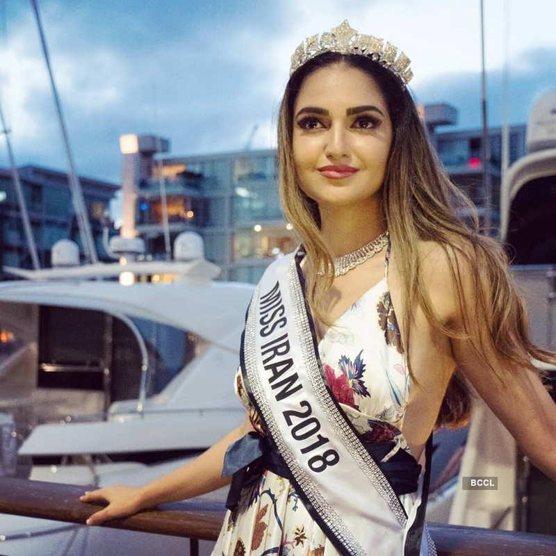 Miss Iran to debut at Miss Universe 2019