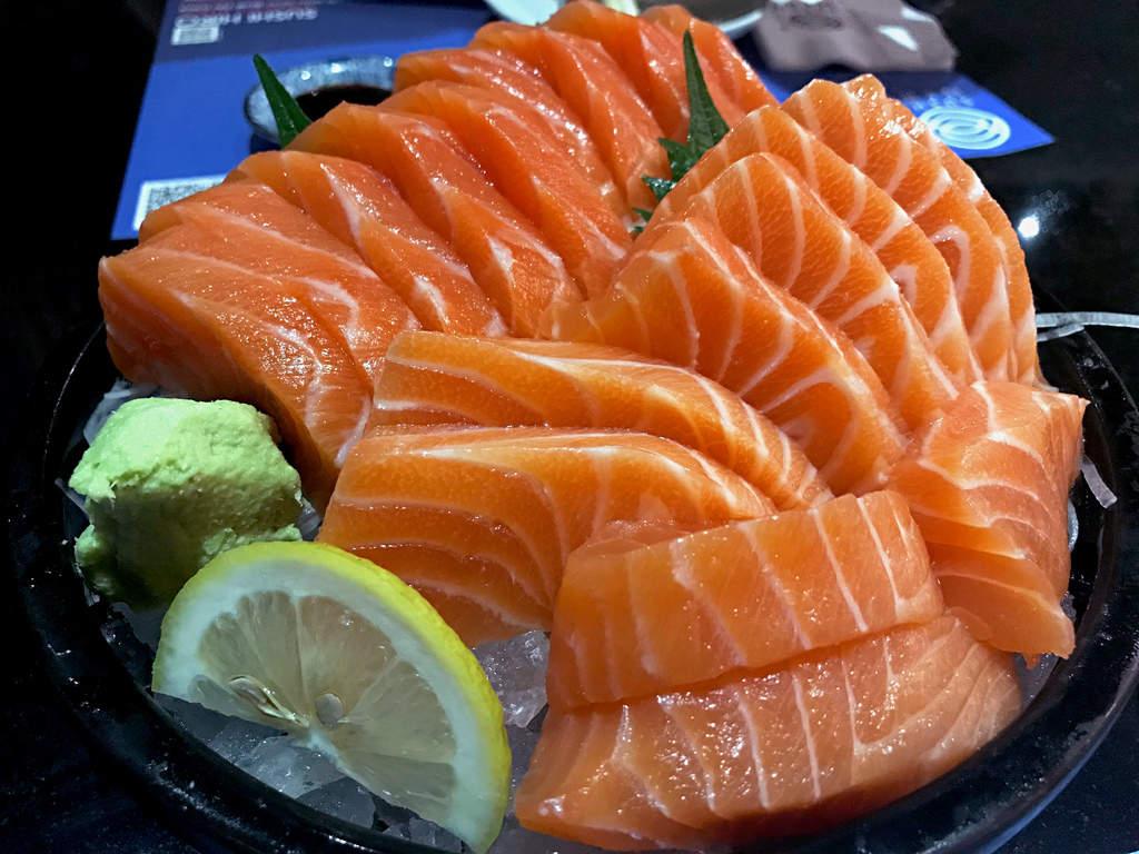 1. Sashimi