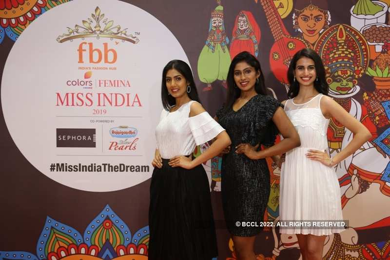 Miss India 2019: Tamil Nadu Audition