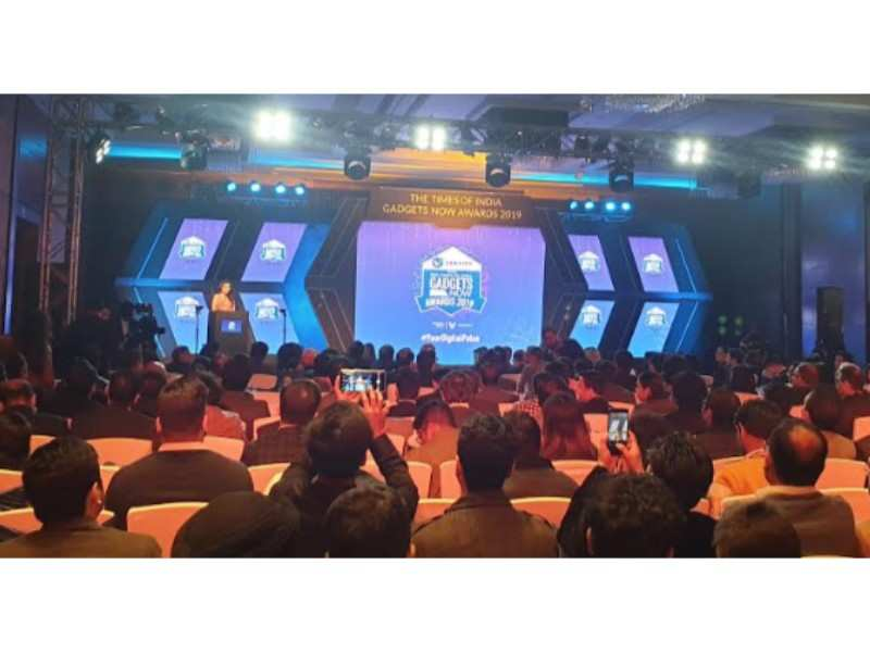 The Times of India hosted the inaugural edition of the 'Gadgets Now Awards' to honour the finest devices launched during 2018