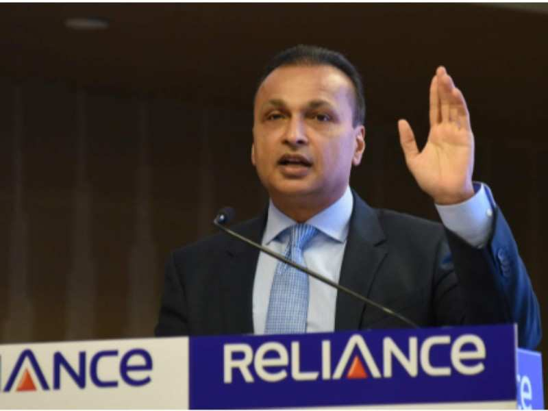 Reliance Communications files for bankruptcy