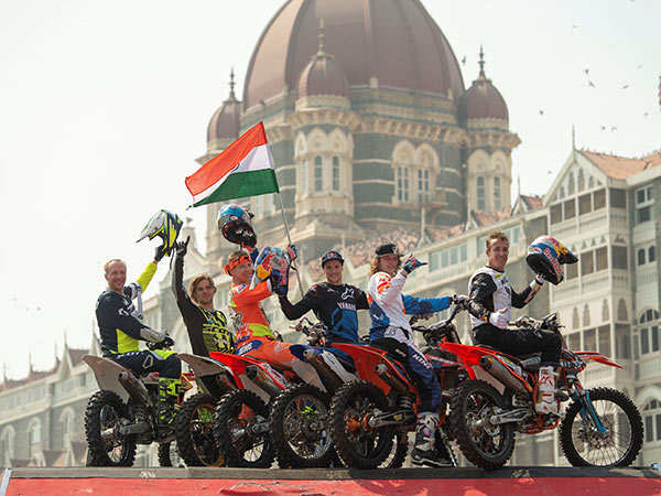 Six-world-renowned-freestyle-motorcross-athletes-with-the-national-flag
