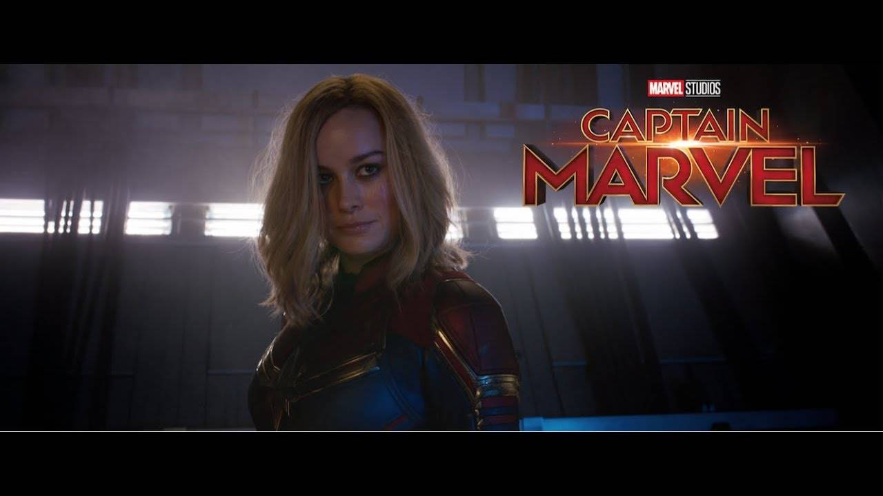 Captain Marvel - Movie Clip
