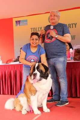 Arjun, Malini, Happy