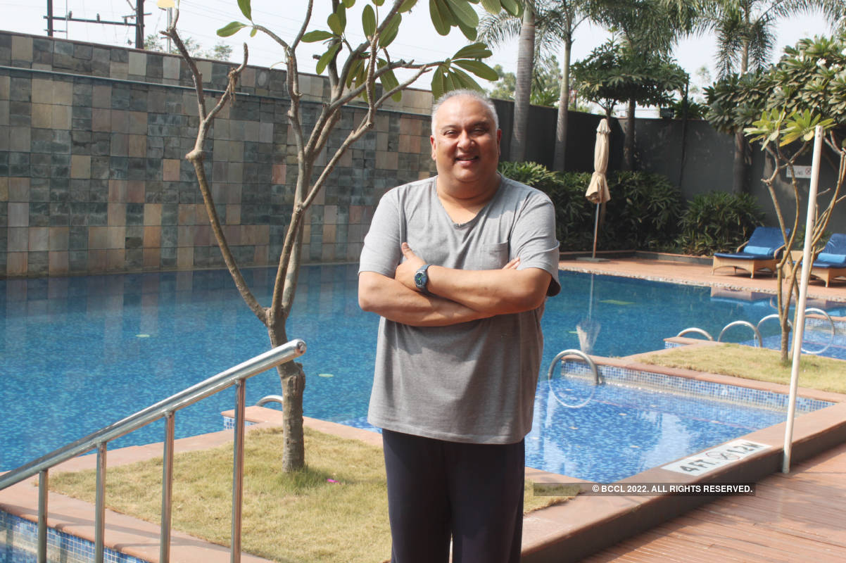 Sitar maestro Ustad Shujaat Khan's exclusive photoshoot