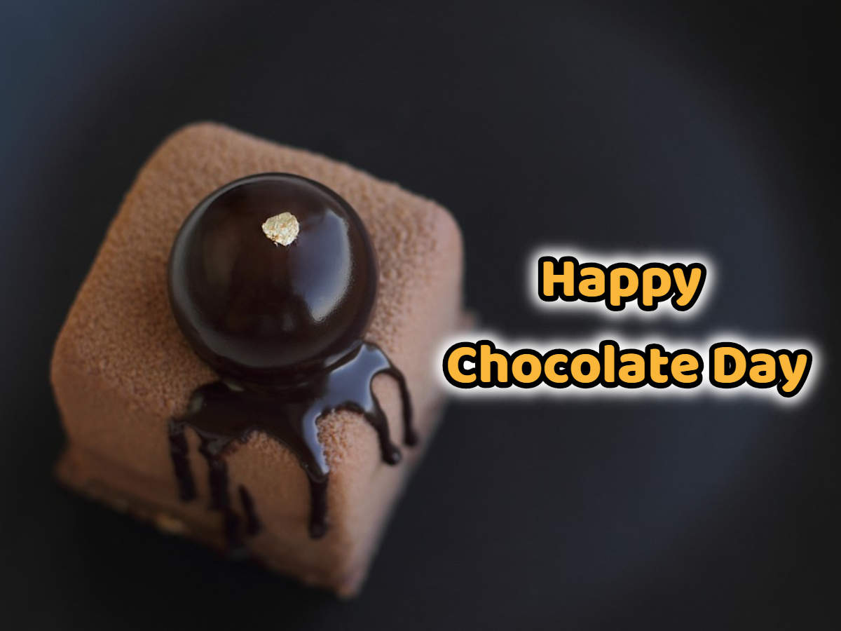 Happy Chocolate Day 2019 status, cards, greetings