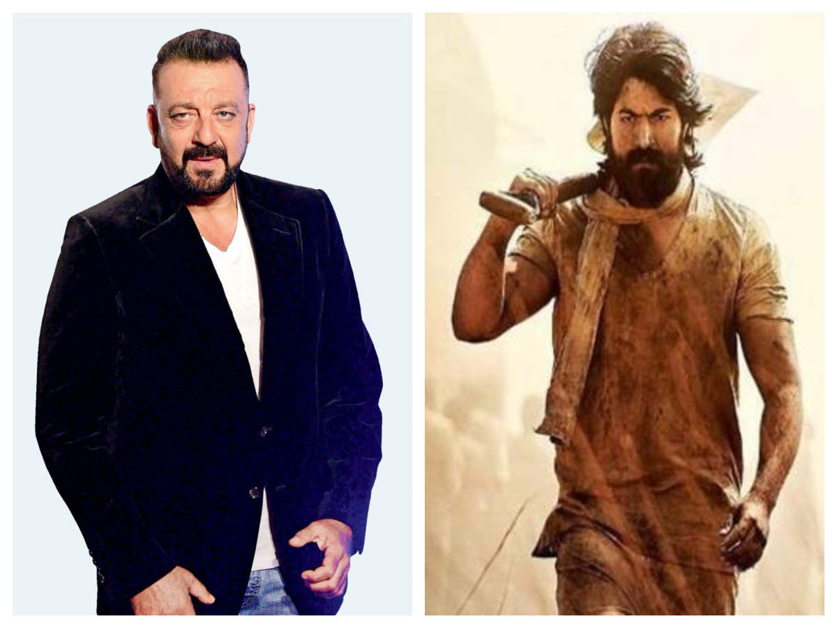 Sanjay Dutt To Be Part Of The Yash Starrer?