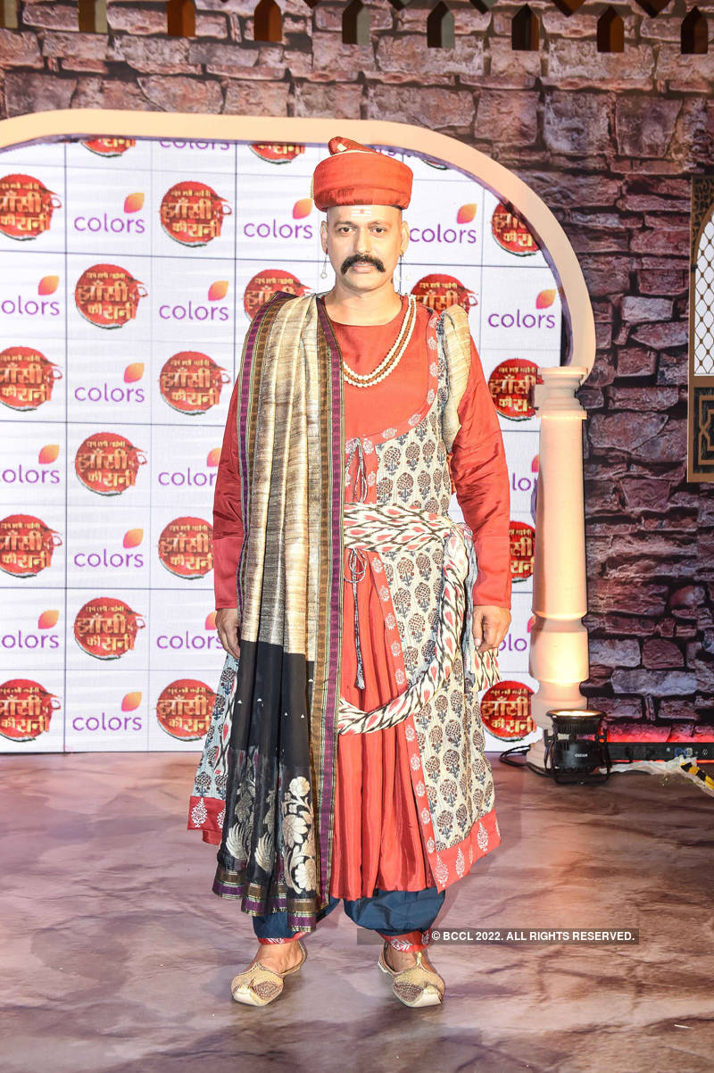 Khoob Ladi Mardaani — Jhansi Ki Rani: Launch