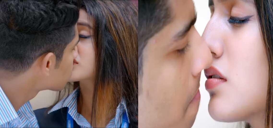Priya Prakash Varrier's new lip-lock video gets trolled brutally on social media