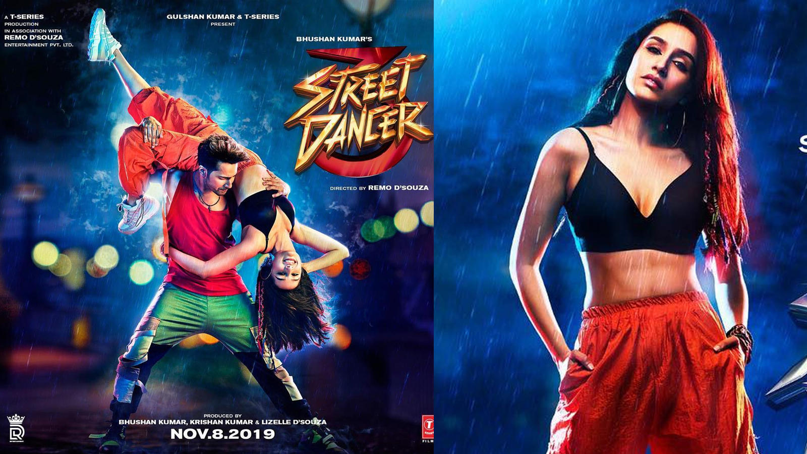Shraddha Kapoor wants to focus entirely on 'Street Dancer 3D'