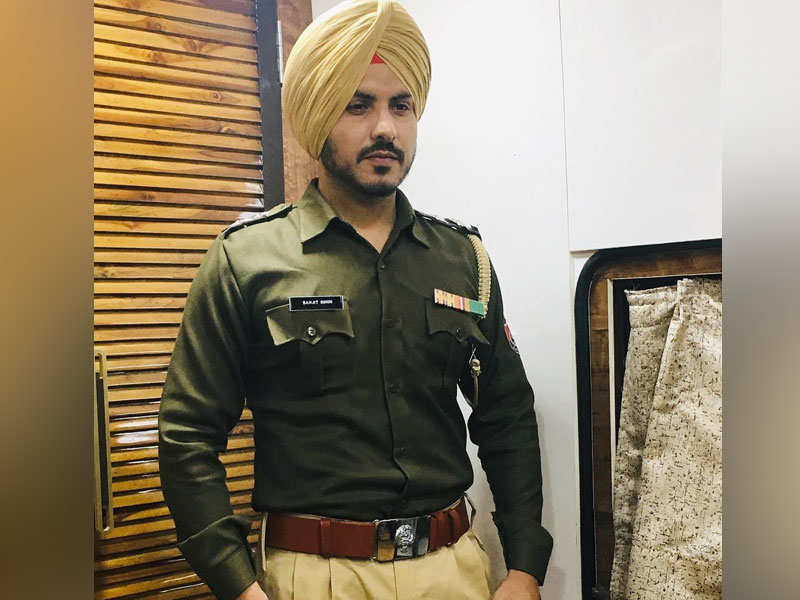 Jass Bajwa to play a cop in 'Doorbeen'