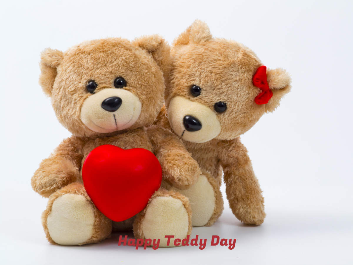 Happy Teddy Day 2019 messages, status, cards