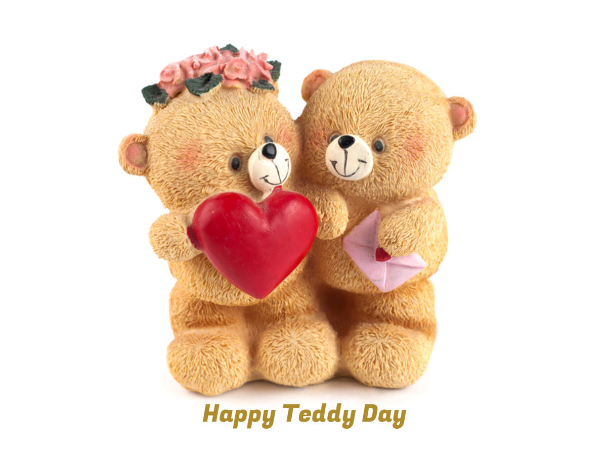 Happy Teddy Day 2019 status, cards, greetings