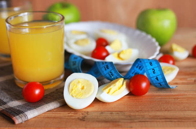 High-protein diet for weight loss