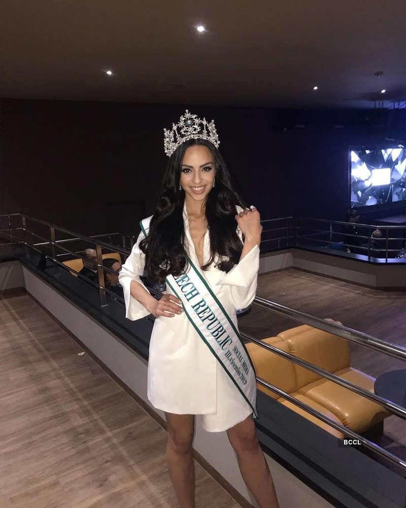 Mirka Pikolova crowned Miss Intercontinental Czech Republic 2019