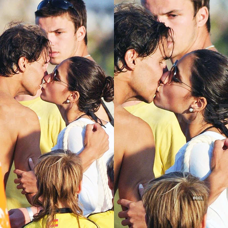 Rafael Nadal's intimate and private pictures with girlfriend go viral
