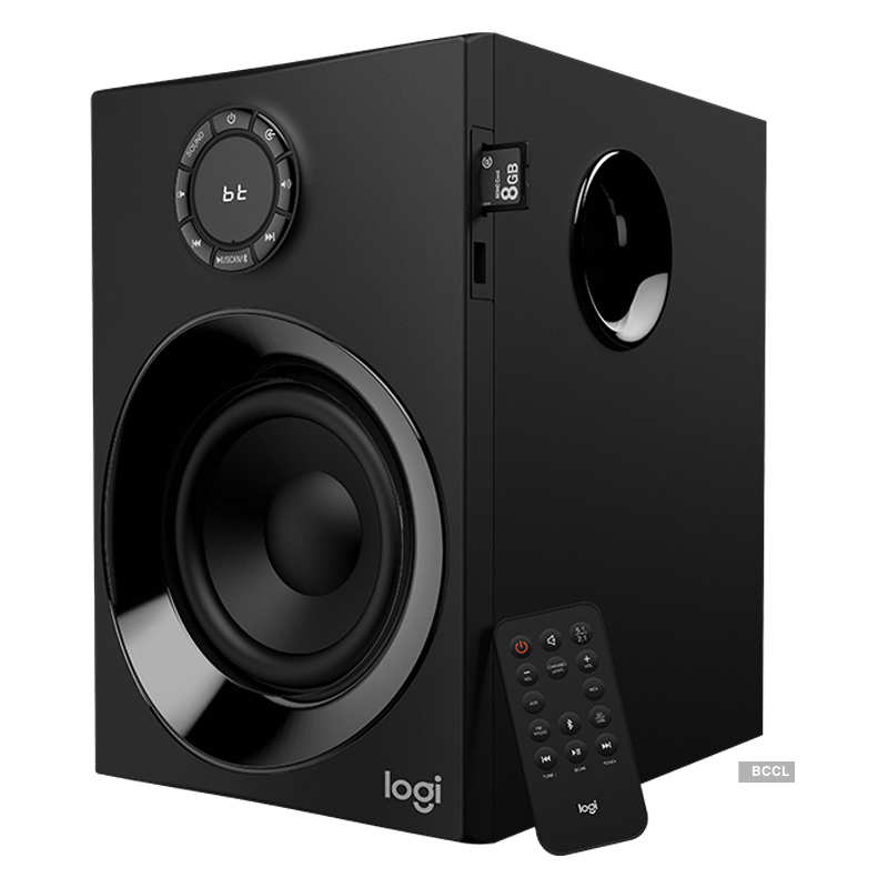 Logitech launches Z607 speaker system