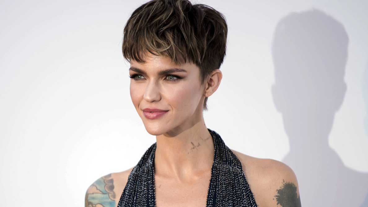 Ruby Rose to play as former marine in 'Doorman'