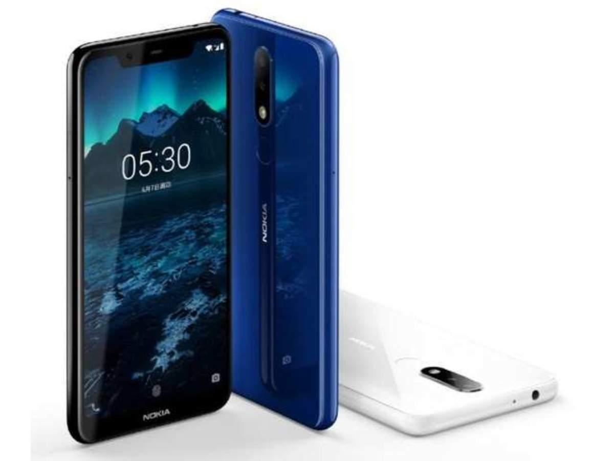 Nokia 5.1 Plus with 6GB RAM, 64GB storage launched